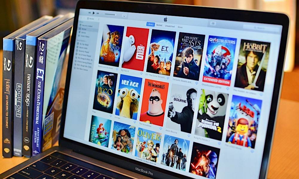 Itunes Movie Library Mac
