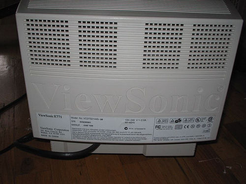 viewsonic monitors