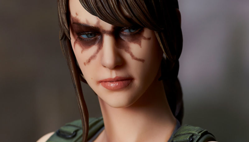 A $289 Statue Of MGSV's Quiet